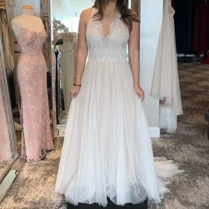 Wtoo by waters wedding gown